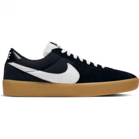 Chaussures Nike Sb Bruin React - Black White Gum