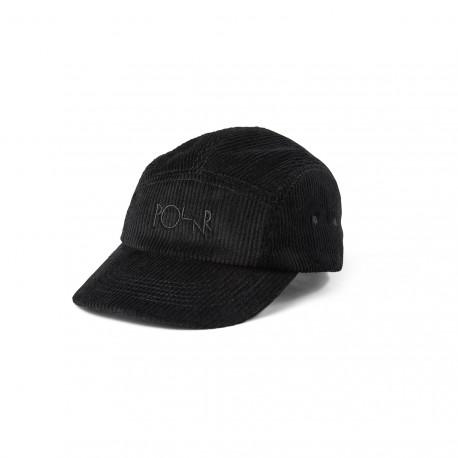 CASQUETTE POLAR SKATE CO SPEED CAPS - BLACK