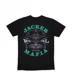 T-SHIRT JACKER NUCLEAR - BLACK