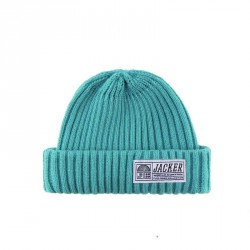 BONNET JACKER WCT SHORT BEANIE - TEAL