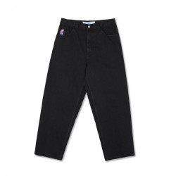 PANTALON POLAR BIG BOY JEANS - PITCH BLACK
