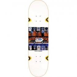 BOARD POLAR HJALTE HALBERG ABUSE OF POWER - 8.25