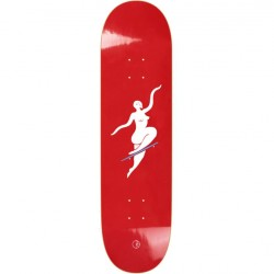 BOARD POLAR NO COMPLY TEAM RED - 7.875
