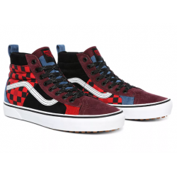 CHAUSSURES VANS SK8 HI 46 MTE DX - MULTI RED