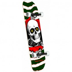 SKATE COMPLET POWELL PERALTA RIPPER ONE OFF GREEN BIRCH - 7.0