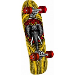 CRUISER COMPLET POWELL PERALTA VALLELY ELEPHANT - YELLOW