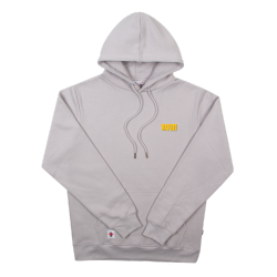 SWEAT DAYOFF HOODIE CLASSIC BACK LOGO - GREY