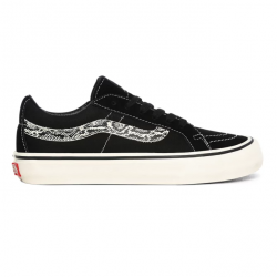 CHAUSSURES VANS SK8 LOW REISSUE - BLACK SNAKE