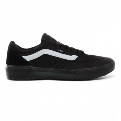 CHAUSSURES VANS AVE PRO - BLACK WHITE