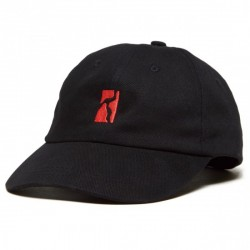 CASQUETTE POETIC COLLECTIVE CAP CLASSIC - BLACK RED
