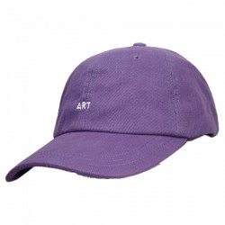 CASQUETTE POETIC COLLECTIVE ART CAP - PURPLE