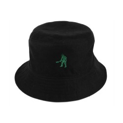 BOB PASSPORT INTERSOLID REVERSIBLE BUCKET HAT - GREEN