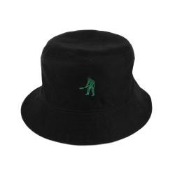 BOB PASSPORT INTERSOLID REVERSIBLE BUCKET HAT - GREEN