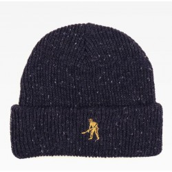 BONNET PASSPORT WROKERS BEANIE - MIDNIGHT