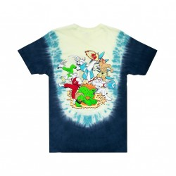 T-SHIRT RIPNDIP NERM FIGHTER - TIE DYE