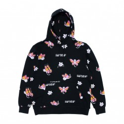 SWEAT RIPNDIP BUTTERFLY HOODIE - BLACK