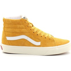 CHAUSSURES VANS SK8-HI (PIG SUEDE) - HONEY GOLD