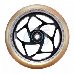 ROUE BLUNT GAP CORE WHEEL 120MM - BLACK GOLD