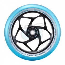 ROUE BLUNT GAP CORE WHEEL 120MM - BLACK TEAL
