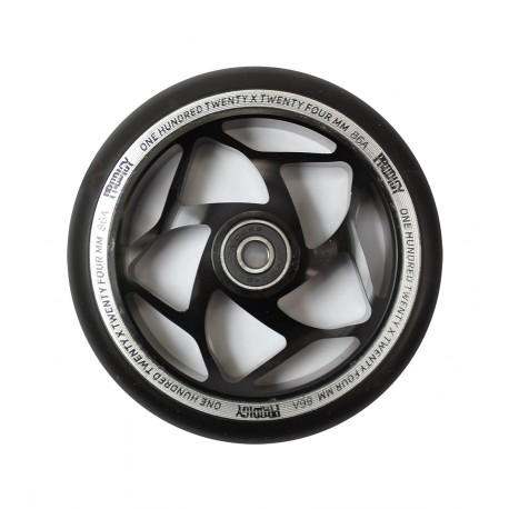 ROUE BLUNT GAP CORE 120MM - BLACK BLACK