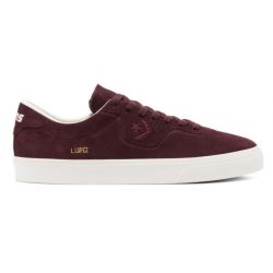 CHAUSSURES CONVERSE LOUIE LOPEZ PRO OX - BLACK CURRANT WHITE