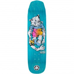BOARD WELCOME TEDDY NORA VASCONCELLOS PRO MODEL ON WICKED PRINCESS - 8.125