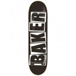 BOARD BAKER BRAND LOGO BLACK WHITE - 8.0