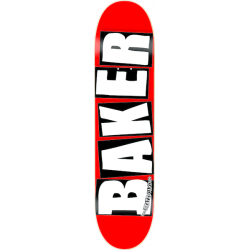BOARD BAKER BRAND LOGO BLACK WHITE - 8.125