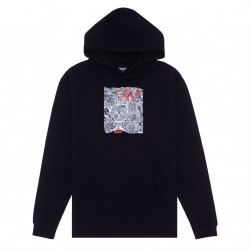 SWEAT HOCKEY DISRUPTION HOOD - BLACK