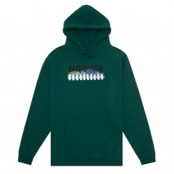 SWEAT HOCKEY NEIGHBOR HOOD - DARK GREEN GREEN