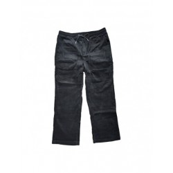 PANTALON FILM TRUCK SURF CORDUROY - BLACK