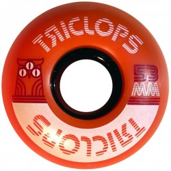 ROUES DARKROOM WHEELS TRICLOPS CRUSH 90A - 53MM