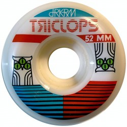 ROUES DARKROOM WHEELS TRICLOPS STRIX 99A - 52MM