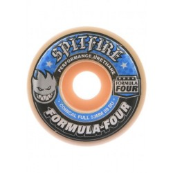 ROUES SPITFIRE FORMULA FOUR CONICAL FULL 99A - 53MM