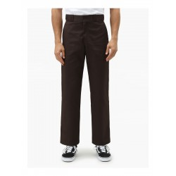 PANTALON DICKIES 874 WORK PANT - DARK BROWN