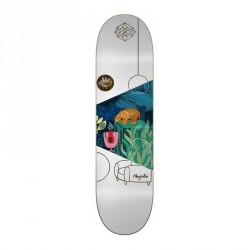 BOARD MAGENTA GLEN FOX VISIONS - 8.125