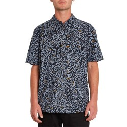 CHEMISE VOLCOM STRIVER - CHINA BLUE