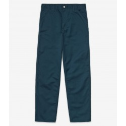 PANTALON CARHARTT WIP SIMPLE PANT - DEEP LAGOON