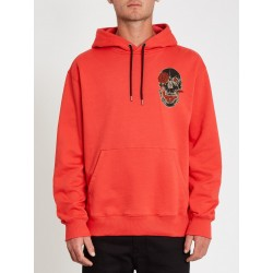 SWEAT VOLCOM FORTIFEM - CARMINE RED