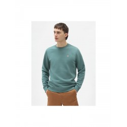 SWEAT DICKIES OAKPORT CREW - LINCOLN GREEN