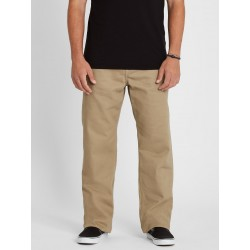 PANTALON VOLCOM SUBSTANCE DENIM - TARMAC BROWN