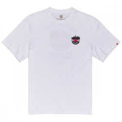 T-SHIRT ELEMENT VINNYS SS - OPTIC WHITE