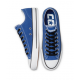 CHAUSSURES CONVERSE CHUCK TAYLOR ALL STAR PRO - RUSH BLUE BLACK WHITE
