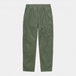 PANTALON CARHARTT WIP FLINT - GREEN RINSED