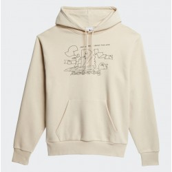 SWEAT ADIDAS SKATEBOARDING GRAPHIC HOODIE - HALIVO