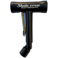 OUTIL MULTIFONCTION SKATE CREW TOOL - BLACK