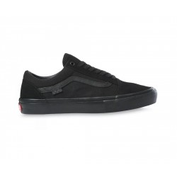 CHAUSSURES VANS OLD SKOOL SKATE - BLACK BLACK