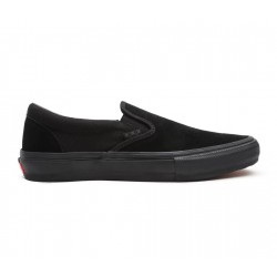 CHAUSSURES VANS SKATE SLIP ON - BLACK BLACK