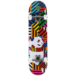 SKATE COMPLET ENJOI PANDA STRIPES - 7.75