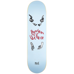 BOARD REAL MASON SILVA BLUE 8.28 X31.7